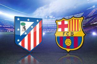 Atletico Madrid - Barcelona Analiza și Ponturi www.bettinginside.ro