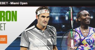 100 RON FREEBET la Netbet Miami Open