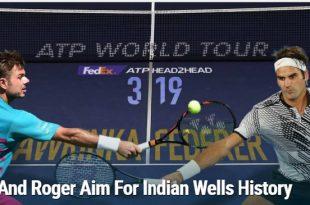 Finală elvețiană la Indian Wells pe tabloul masculin www.bettinginside.ro