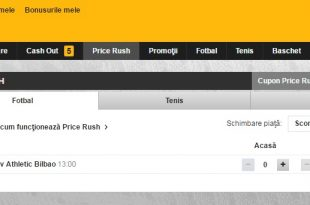 Price rush la Betfair www.bettinginside.ro