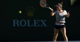Simona Halep la Indian Wells 2017