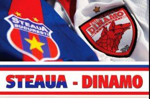 Steaua - Dinamo București www.bettinginside.ro