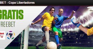 50 RON Freebet Copa Libertadores
