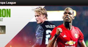 Ajax - Manchester United | 200 RON CASHBACK