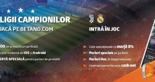 Juventus – Real Madrid Finala Ligii Campionilor
