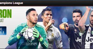 Real Madrid - Juventus | Finala Ligii Campionilor 200 RON pariu asigurat la Netbet