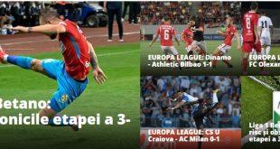 Ponturi Liga I Betano | Pariuri din campionatul românesc