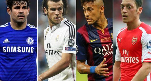 Topul echipelor europene la pariuri