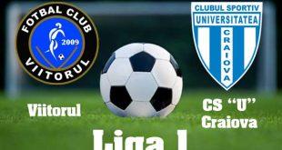Viitorul - CS U Craiova