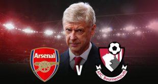 Arsenal - Bornemouth