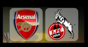 Arsenal – Koln