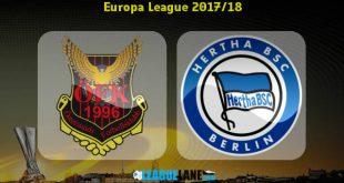Ostersunds FK - Hertha Berlin