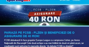 FCSB - PLZEN