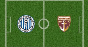 Poli Iași - FC Voluntari