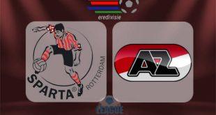 Sparta Rotterdam - AZ Alkmaar
