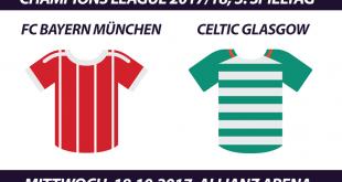 Bayern - Celtic