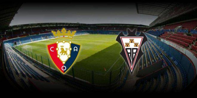 Osasuna - Albacete