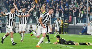 Sporting - Juventus