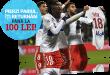 100 RON pe Lyon - Marseille