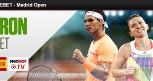 100 RON FREEBET - Madrid Open