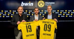 Bwin în parteneriat cu Borussia Dortmund