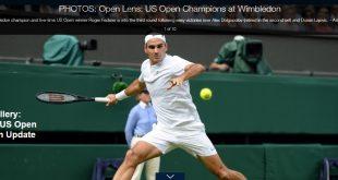 US Open 2107