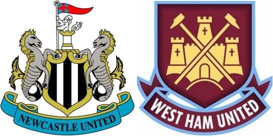 Newcastle United - West Ham United