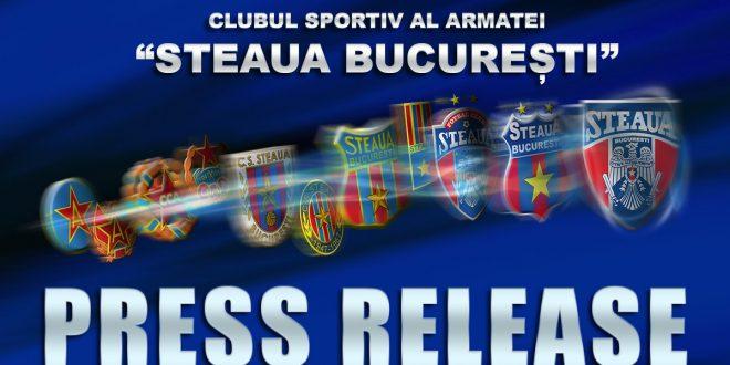 BetArena este noul sponsor al echipei de fotbal CSA Steaua București