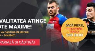 Pariu FĂRĂ RISC pe FCSB - Dinamo
