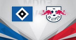 Hamburg - RB Leipzig
