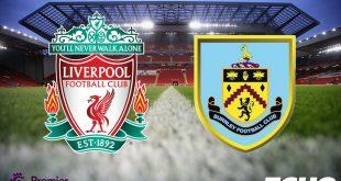 Liverpool - Burnley