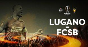 Lugano - Steaua
