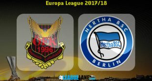 Ostersunds FK - Hertha Berlin