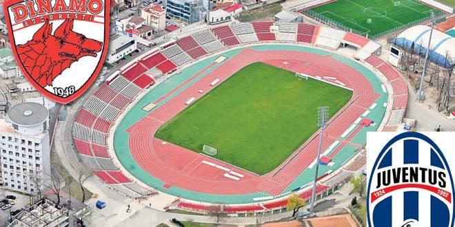 Dinamo - Juventus București