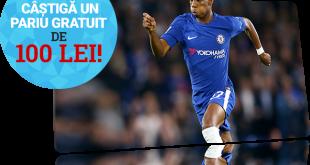 un pariu fără risc pe Roma - Chelsea
