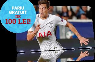 pariu fără risc pe Tottenham - Liverpool