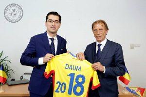 Burleanu și Daum sursa: sptfm.ro