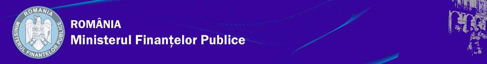 sigla ministerul finantelor publice