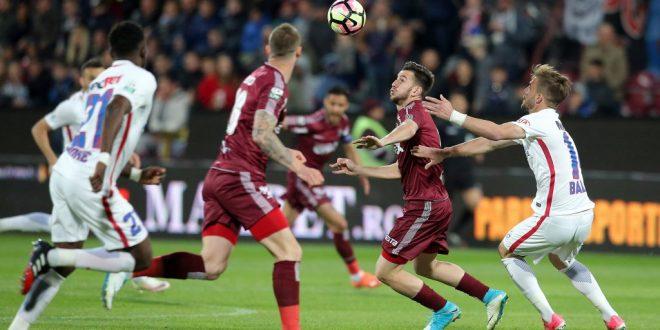 FCSB Vs CFR Cluj 1-1 HD Liga 1 Betano Etapa 7 Play-Off (29 ...  |Fcsb- Cfr Cluj