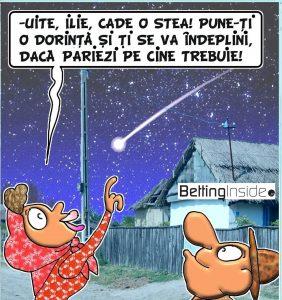 caricaturi despre pariuri