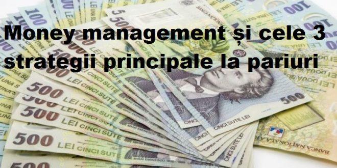 strategie rapidă de bani