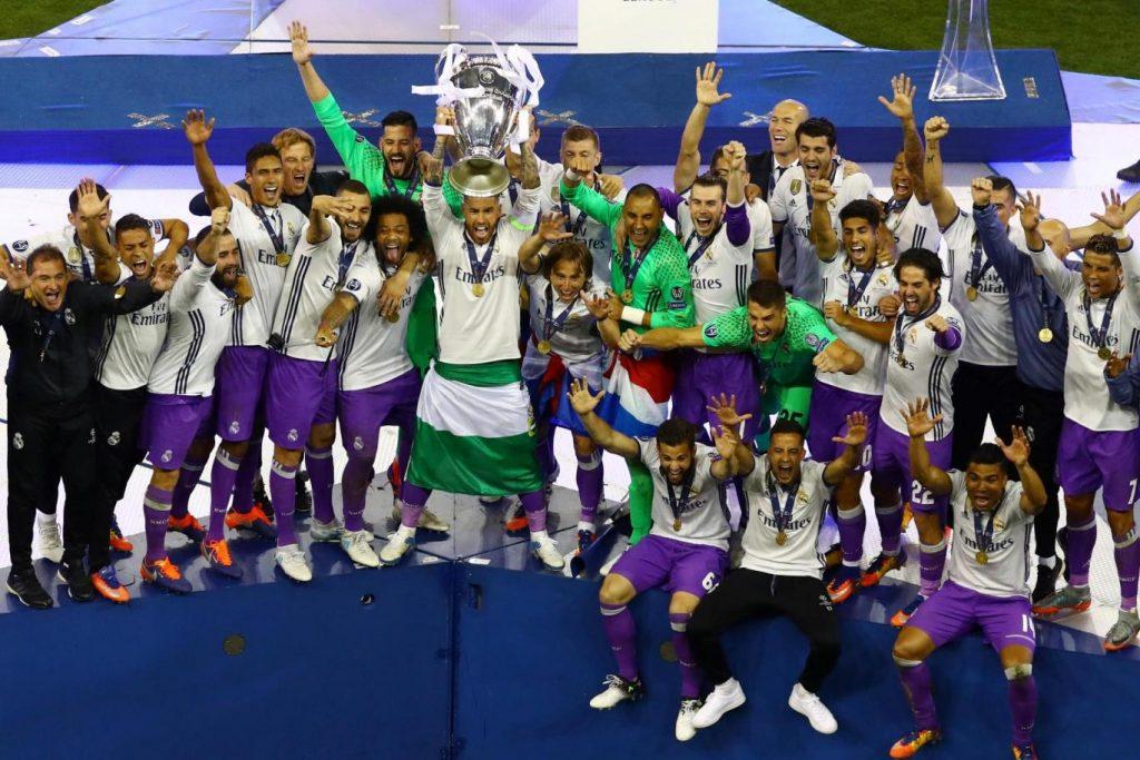 100 Lei la Juventus - Real Madrid