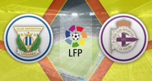 Leganes - Deportivo La Coruna