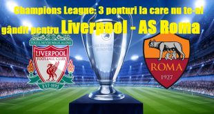 Liverpool - AS Roma