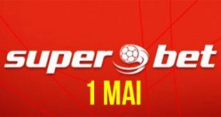 Program Superbet 1 Mai