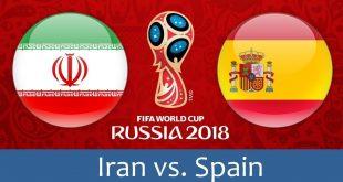 Iran - Spania