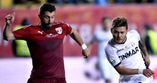 Astra Giurgiu vs Voluntari