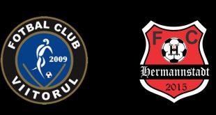 Viitorul vs FC Hermannstadt