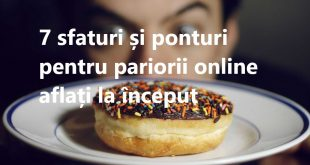 7 sfaturi și ponturi pentru pariorii online