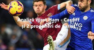 West Ham - Cardiff